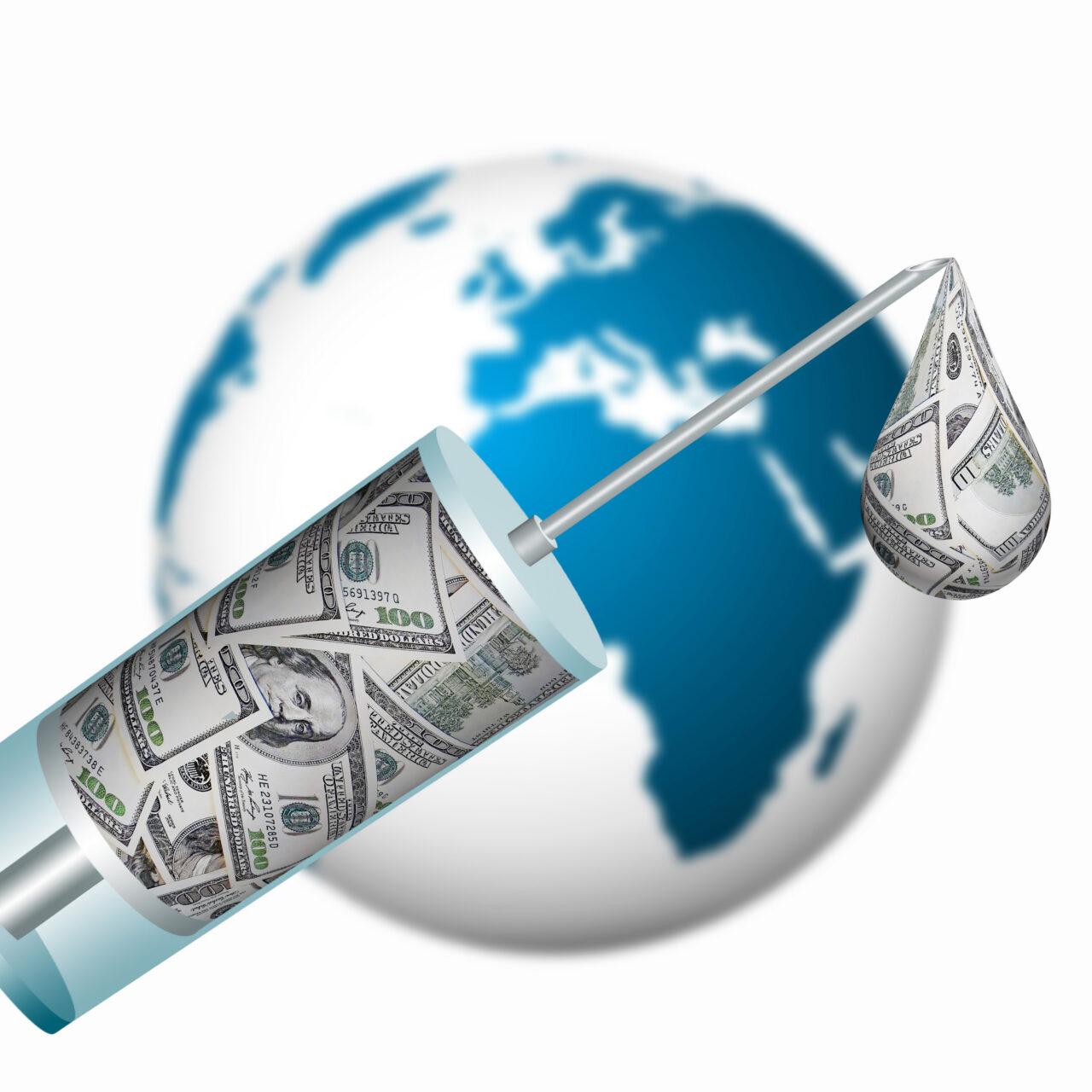 Liquiditätsinfusionen – aber für wen?