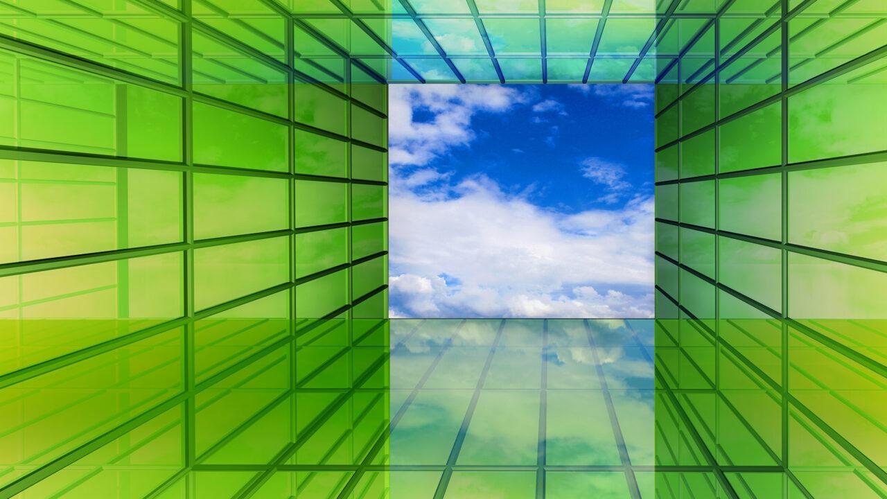 Grün ist die Zukunft