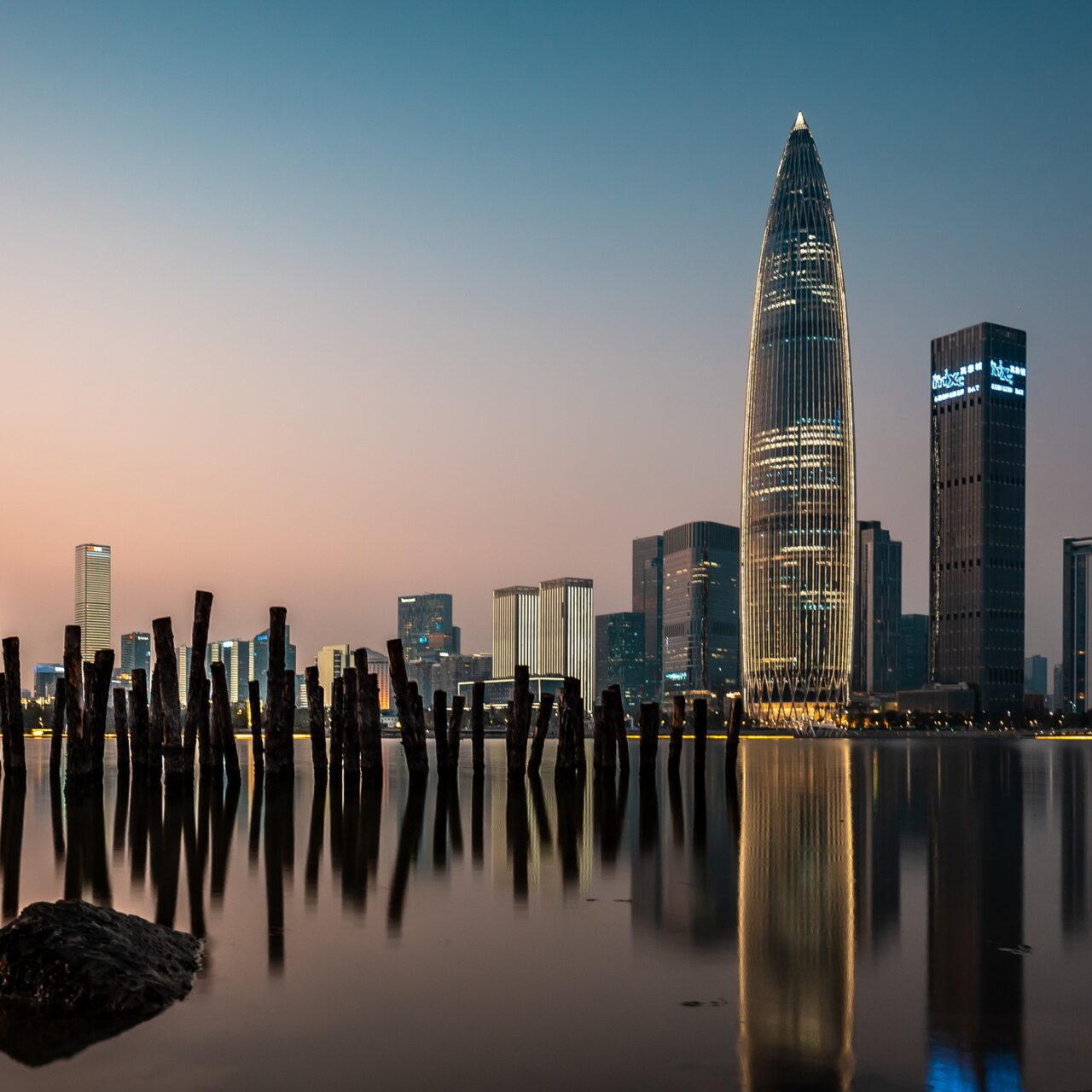 Steht China vor einer Neubewertung?