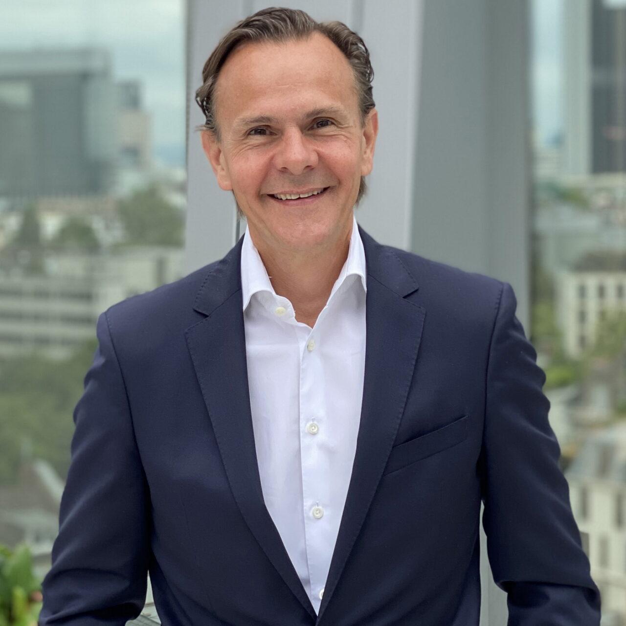 Björn Jesch neuer CEO bei DWS CHAG