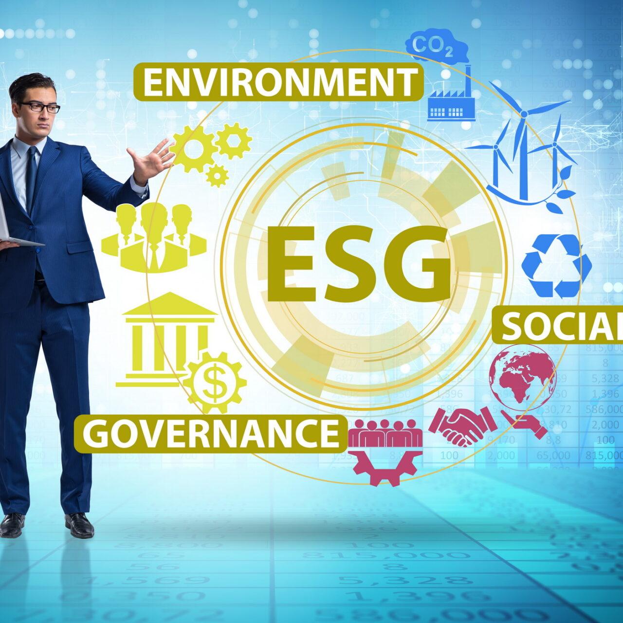 Institutionelle Investoren berücksichtigen verstärkt ESG-Faktoren bei der Asset-Allokation