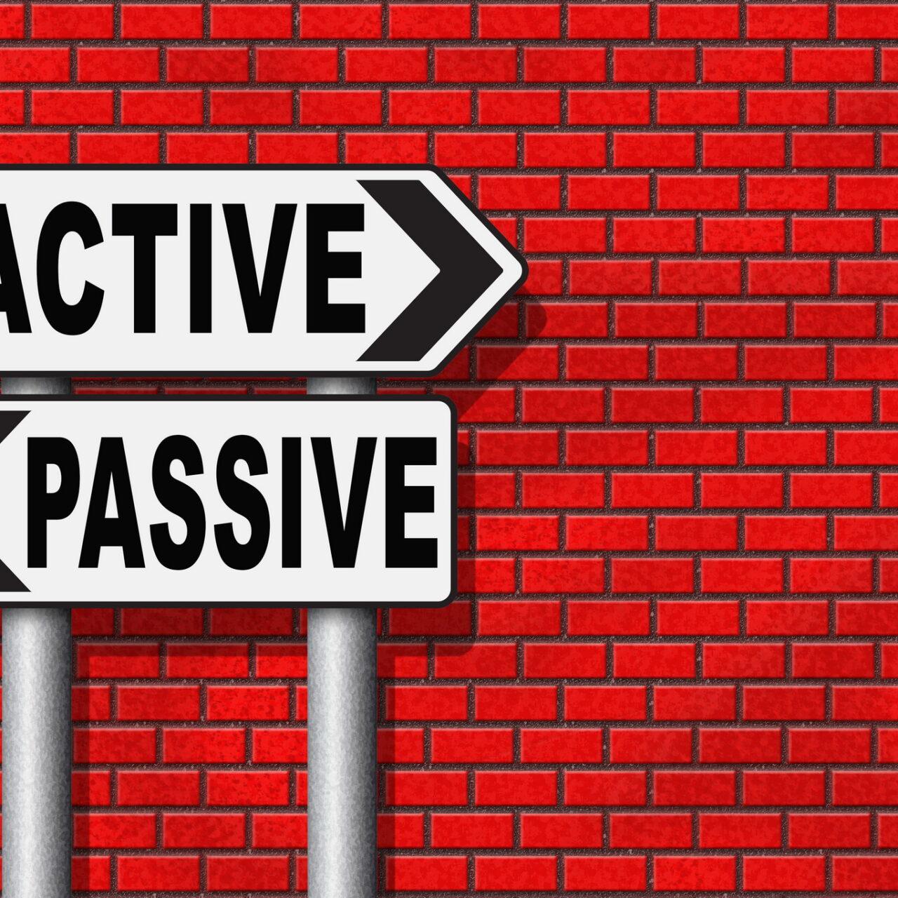 Aktive Haltung schafft Mehrwert