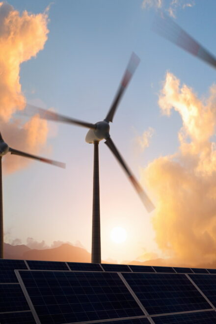 Energiewende in den USA ist längst im Gange