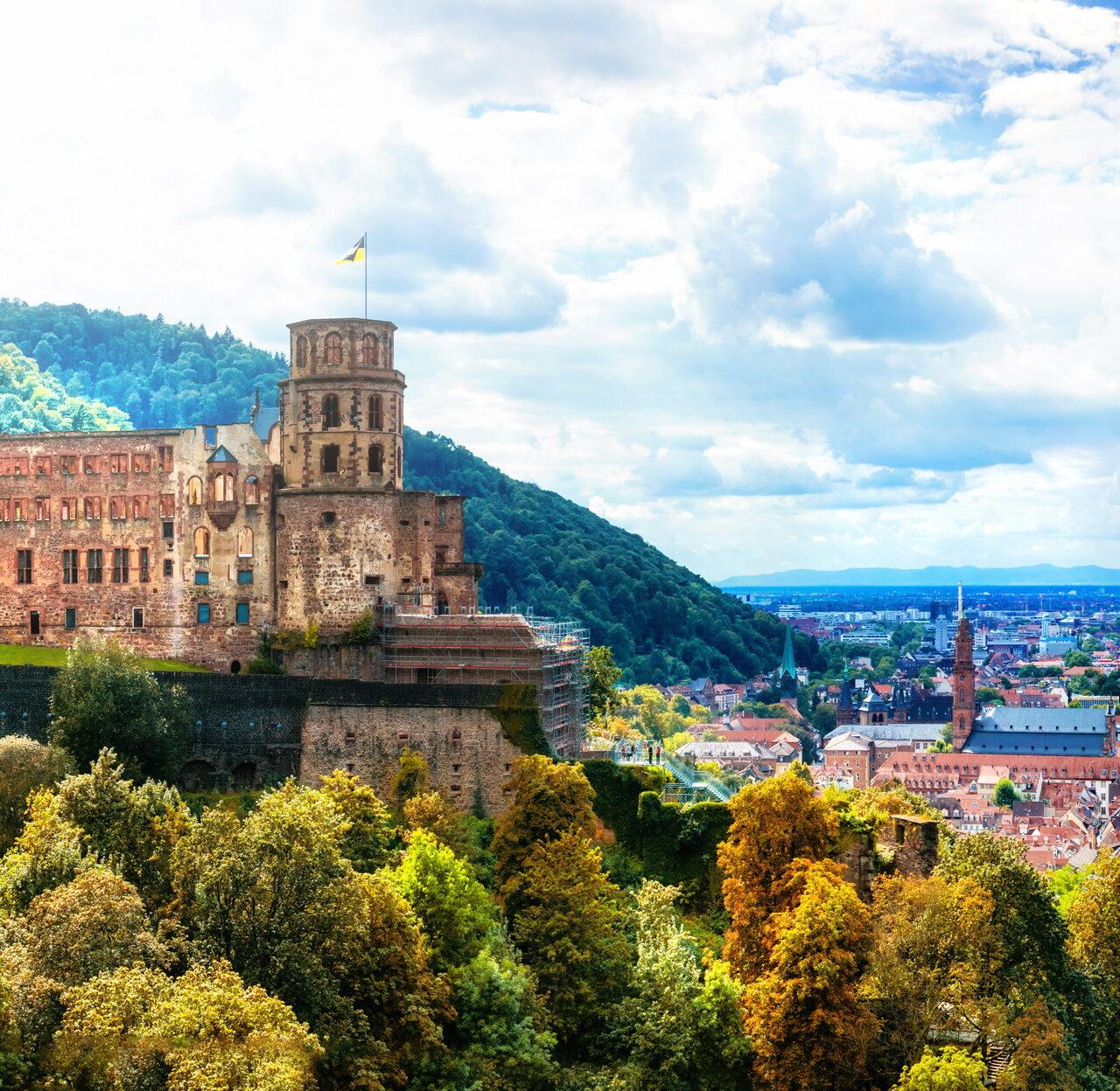 Zukauf für Hotelfonds in Heidelberg