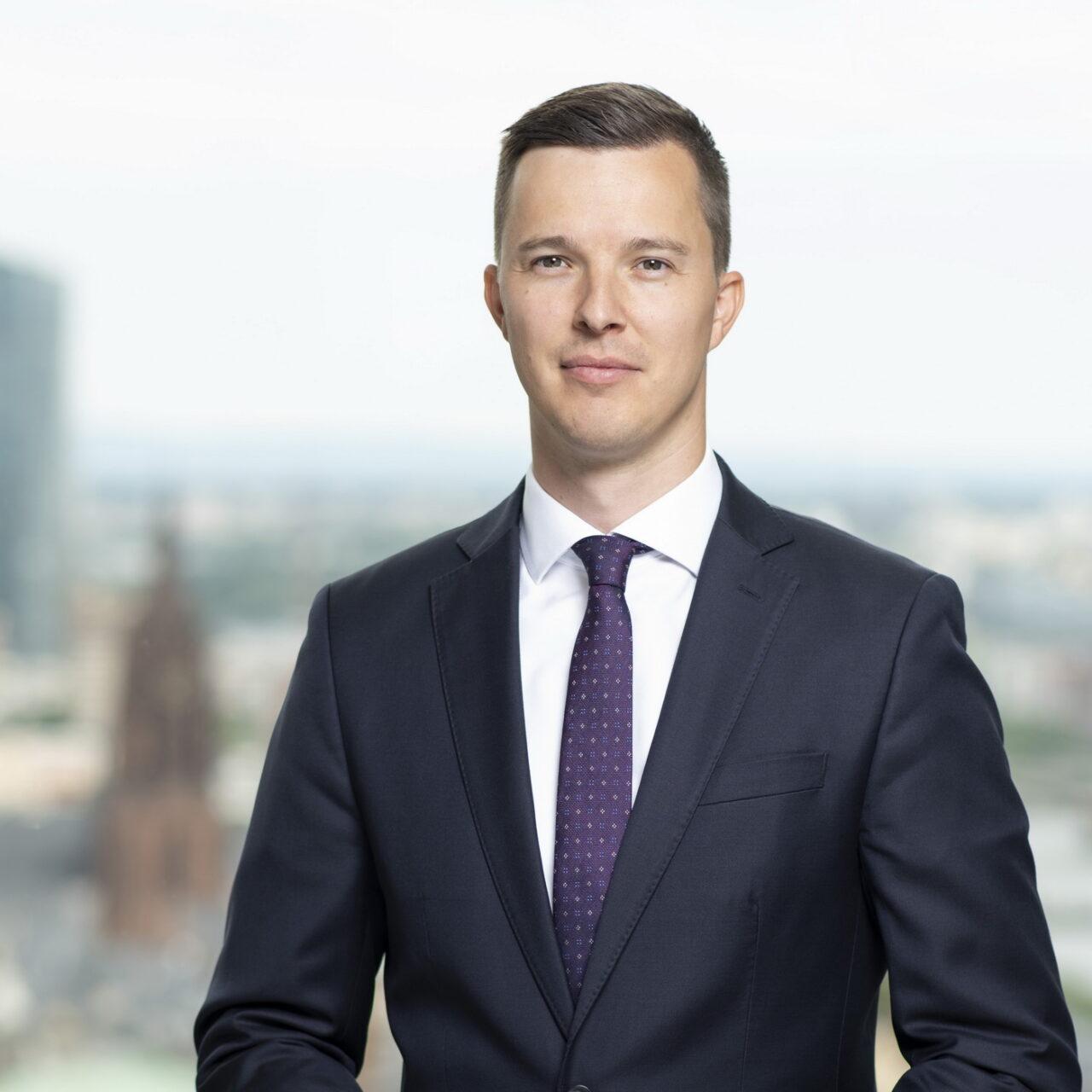 Breitbach leitet ETF Insti-Vertrieb beiLyxor