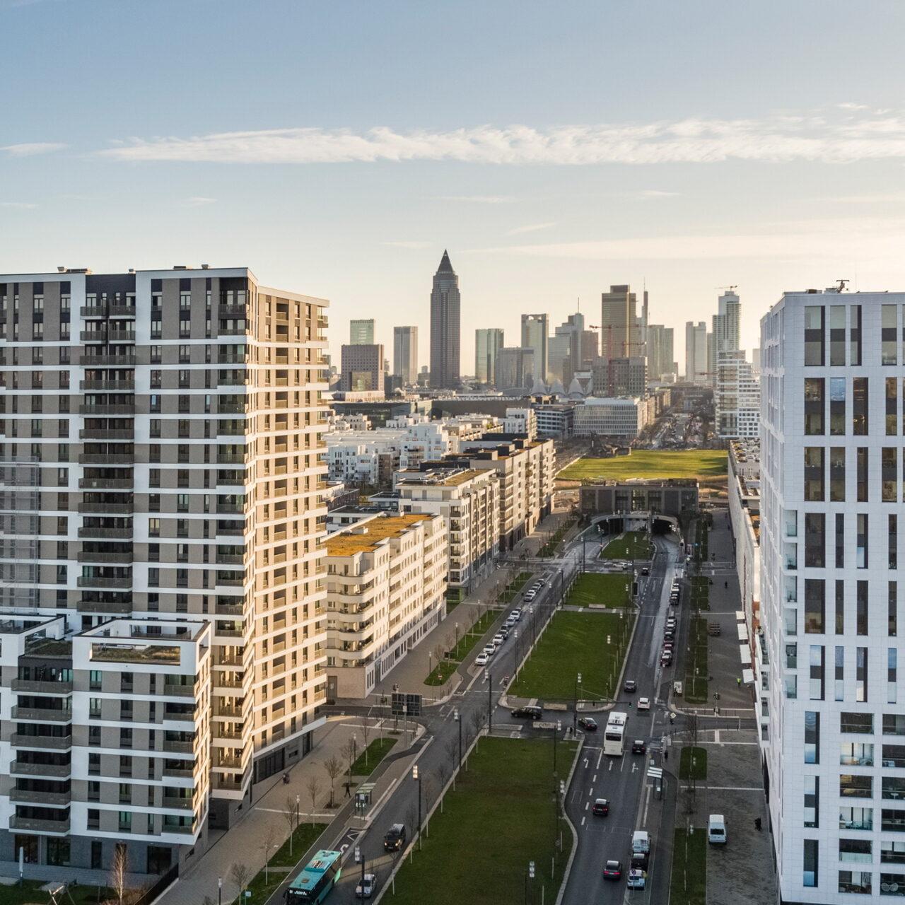 Real I.S. erwirbt deutsches Wohnportfolio für neuen offenen Spezialfonds