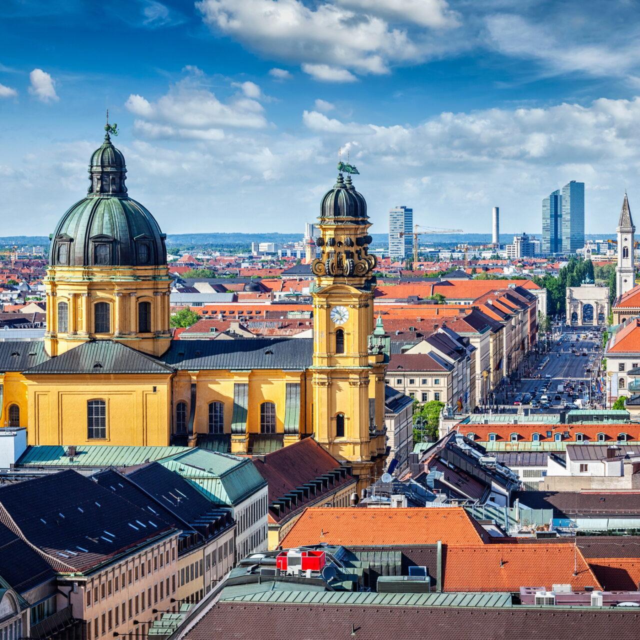 DEUTSCHE FINANCE wird im Münchner Westend fündig