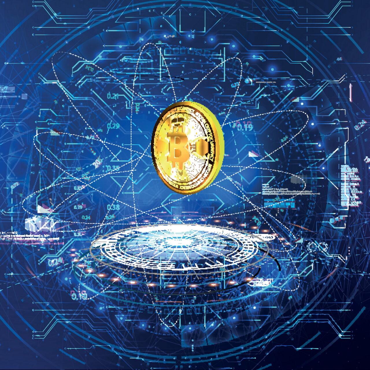 Investmentplattform für Digital Assets