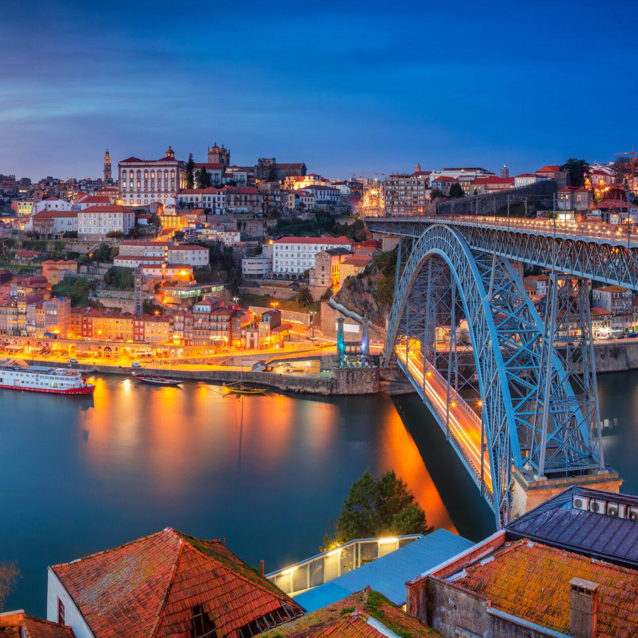 Infrastruktur-Investition in Portugal