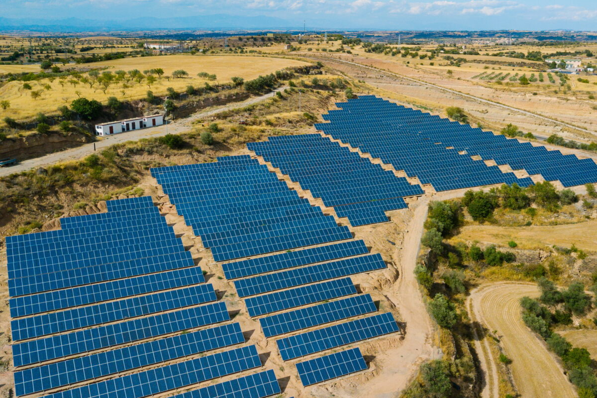 re:cap global investors kauft spanischen Solarpark