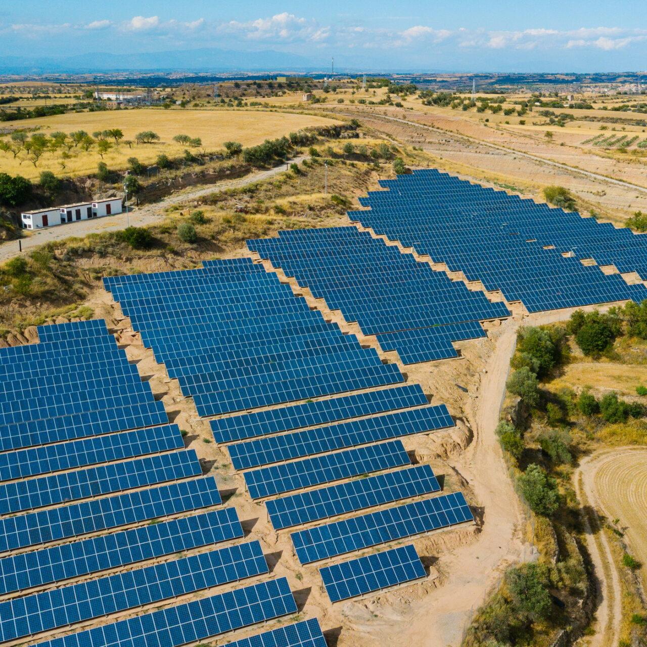 Berenberg Green Energy Junior Debt Fund finanziert spanischen Solarpark