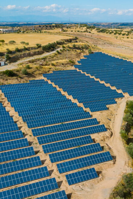 Berenberg Green Energy Junior Debt Fund finanziert spanischen Solarpark