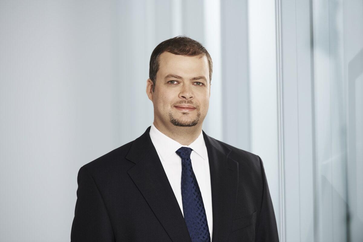 Dr. Wagner wird Vorstand der Frankfurter Bankgesellschaft