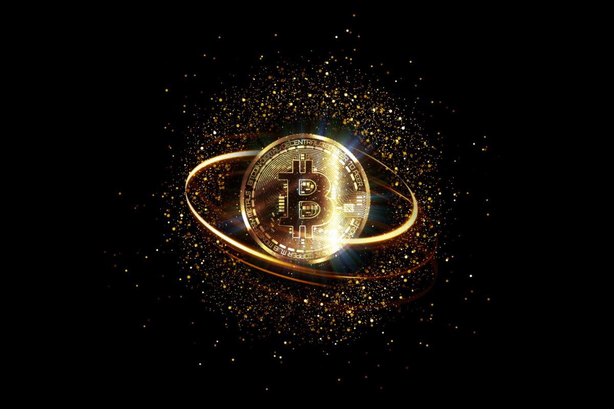 Bitcoin im Auf undAb