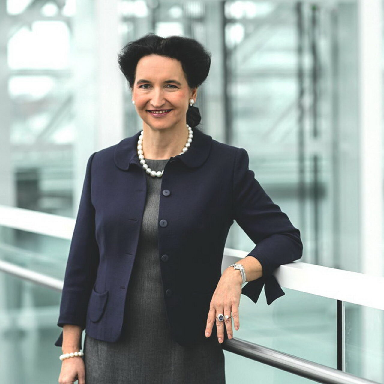 Carola von Schmettow trittab