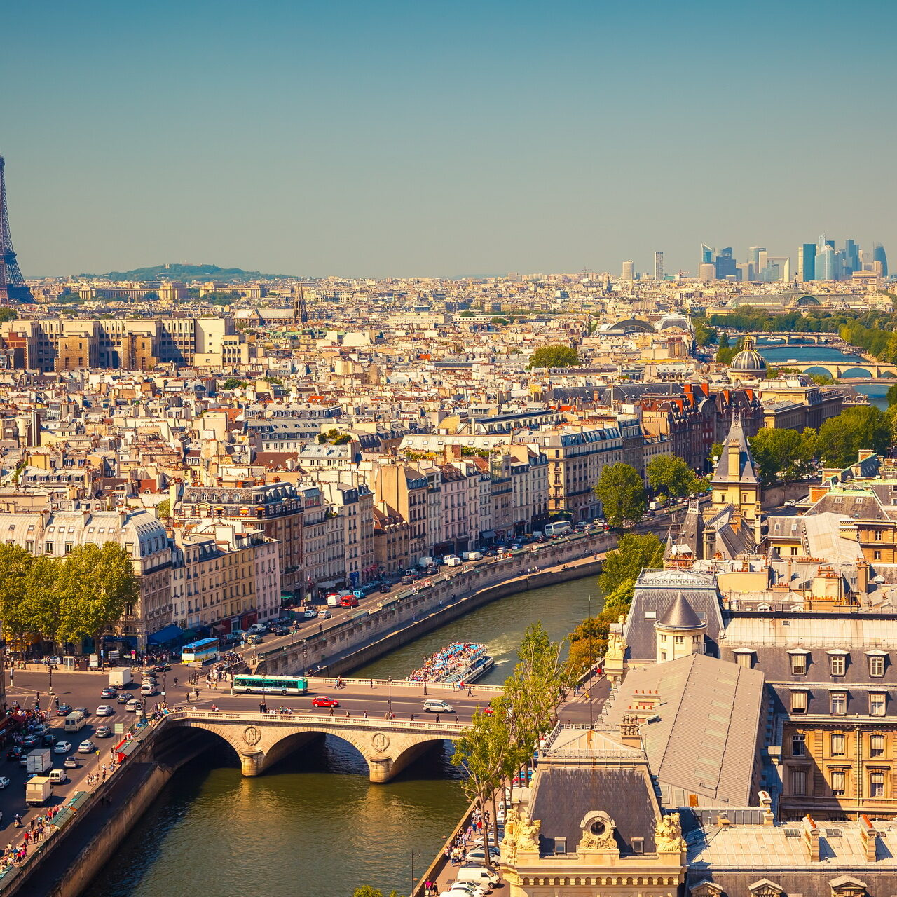Barings kauft französisches Logistik-Entwicklungsprojekt