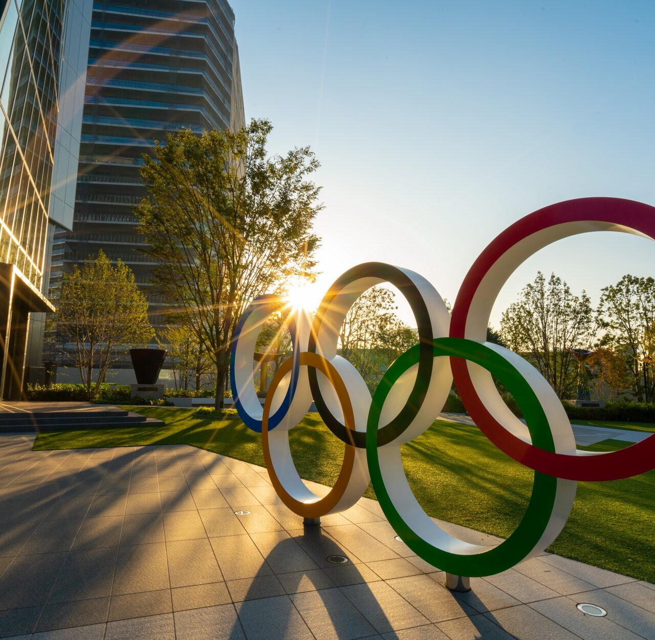 Olympische (Erholungs-)Spiele fürJapan