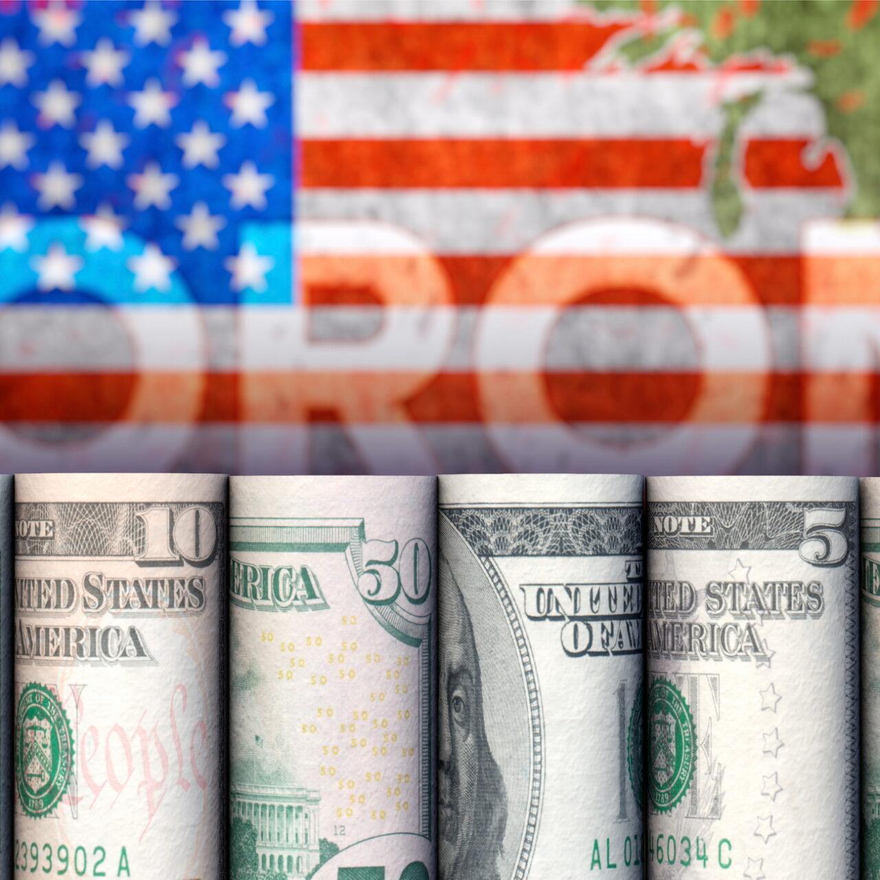 Staatsverschuldung auf Rekordlevel