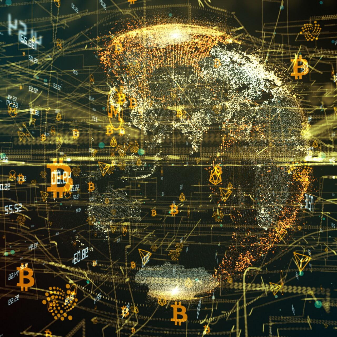 Blockchain-Technologie könnte Vertrauensbildung in der Wirtschaft revolutionieren