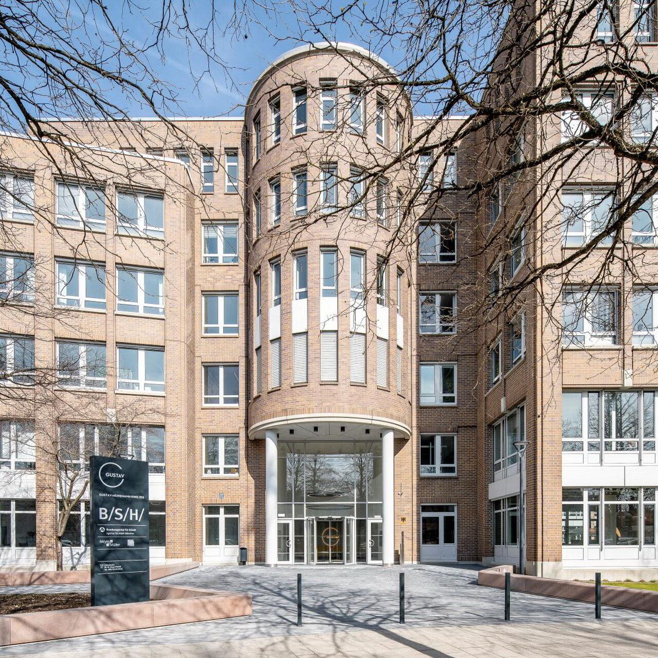 Coros kauft Bürogebäude in München-Neuperlach