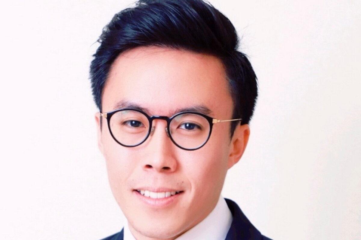 Nicholas Tan stößt zuGAM