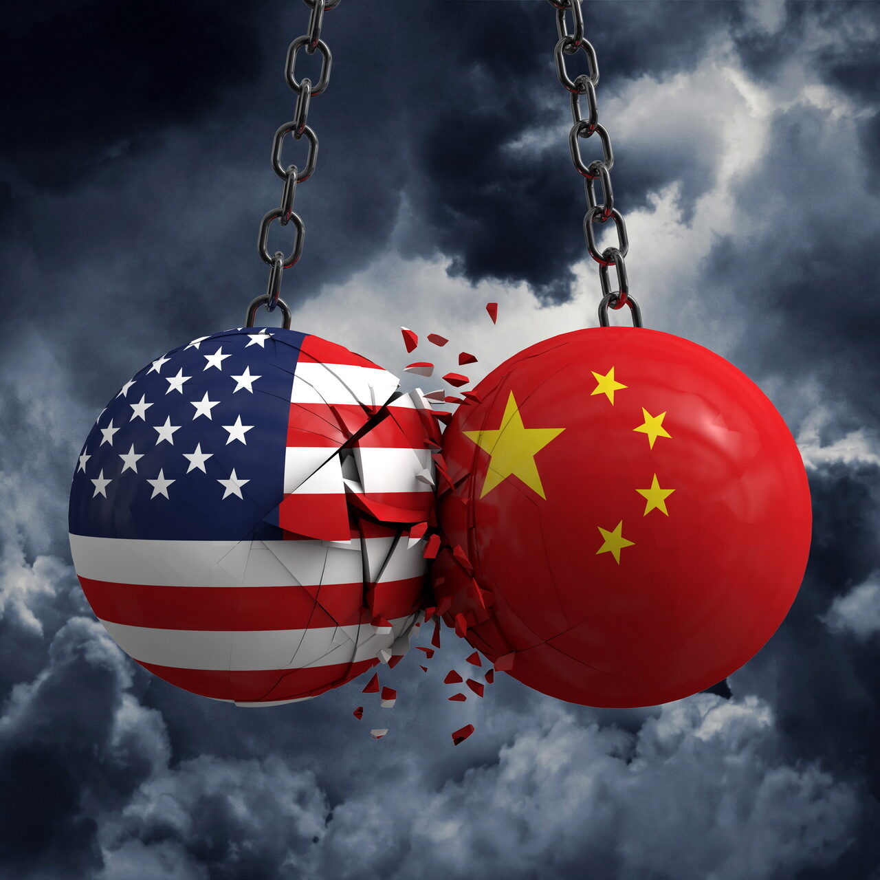 Der Kampf um die globale Vormachtstellung