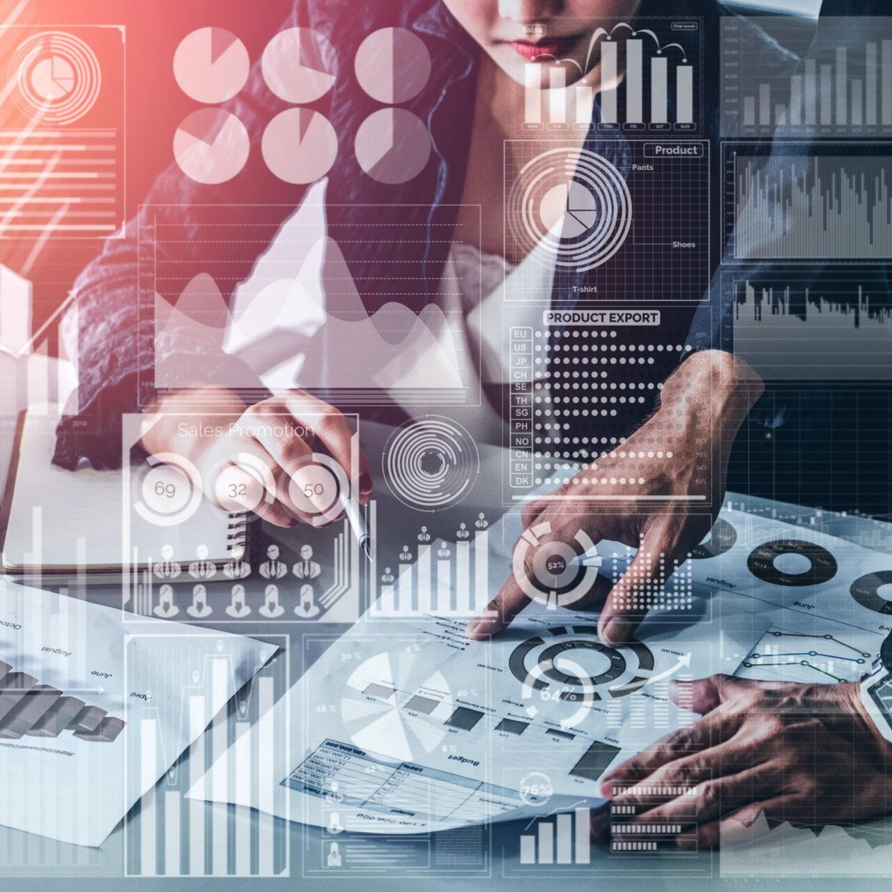 Was sagen die Daten? Unternehmenssteuer, klimabezogene Rechtsstreitigkeiten und Gastronomie-Blues
