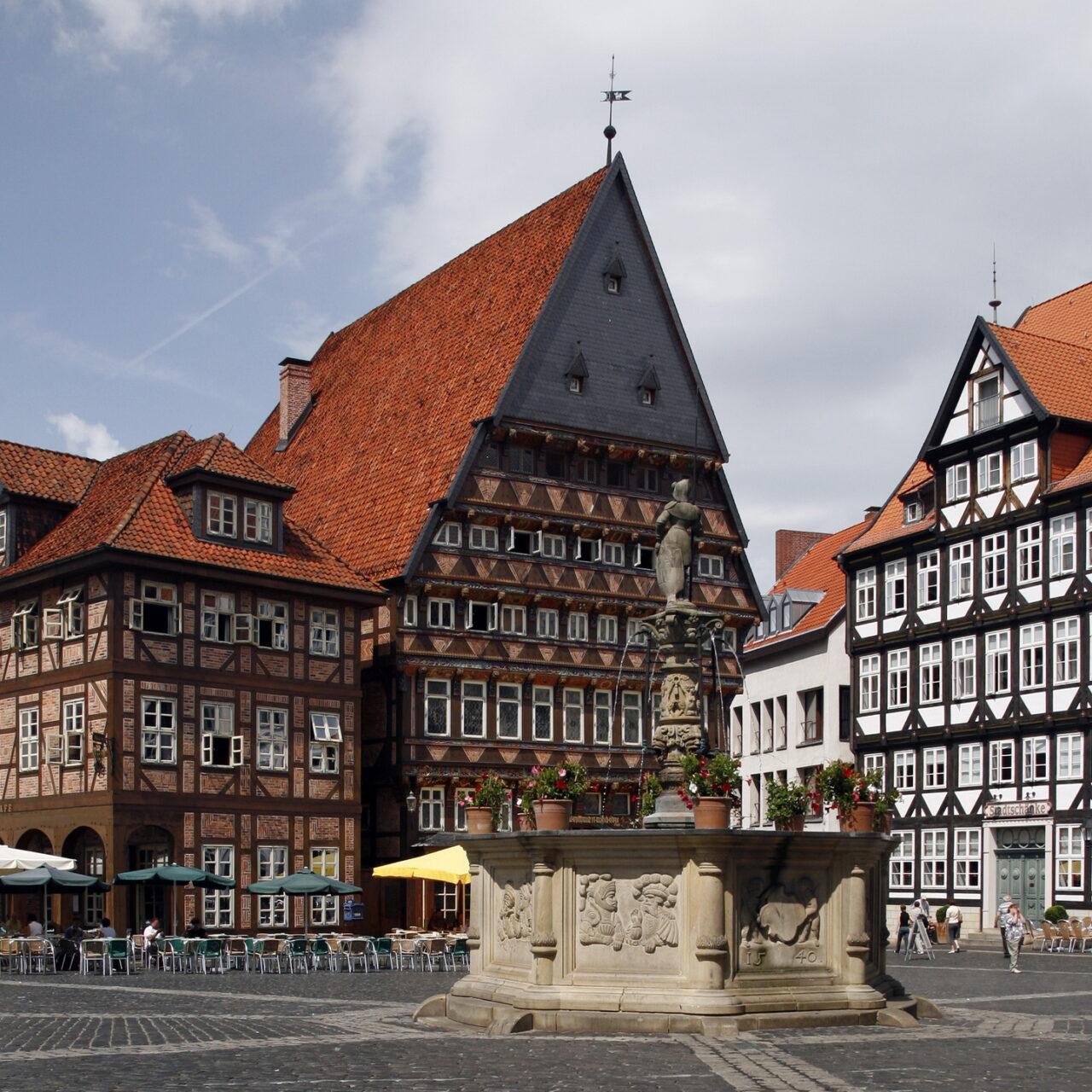 HAMBURG TEAM IM kauft Hildesheimer Wohnanlage für eigenen Fonds