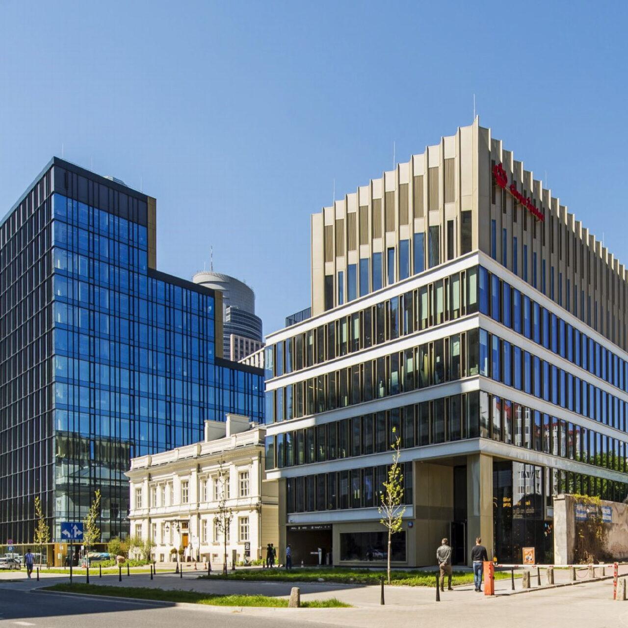Deka investiert in Warschau