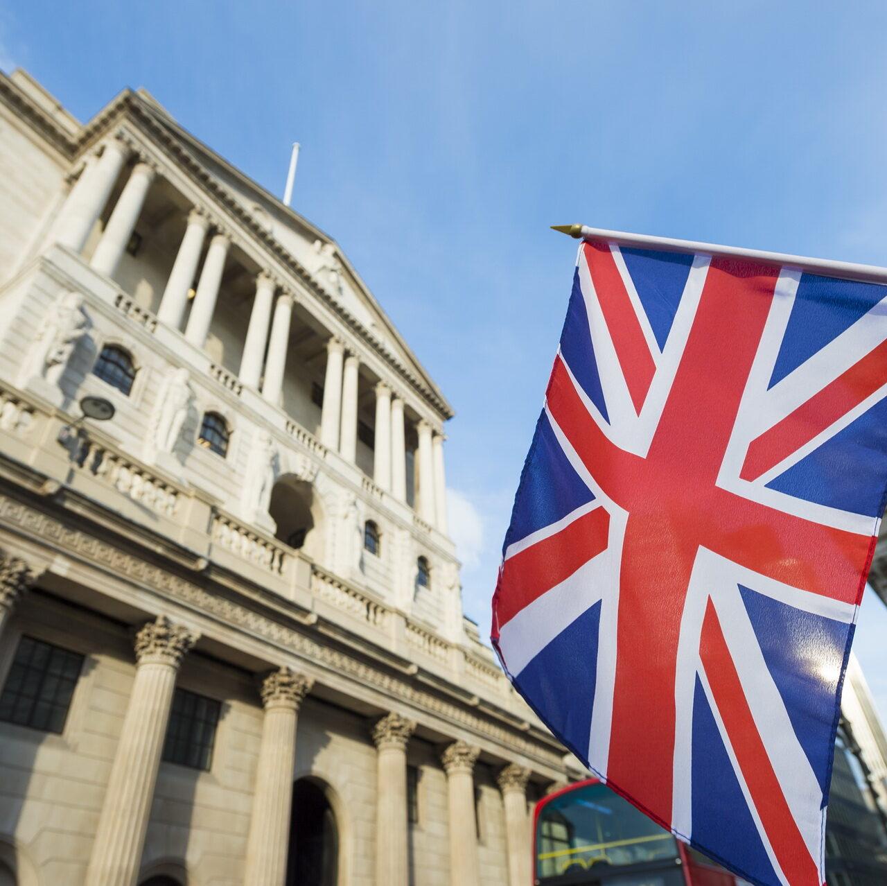 Dreht die Bank of England bald an der Zinsschraube?