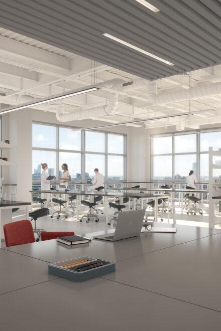 DEUTSCHE FINANCE GROUP prüft Kaufangebote für Lab-Office-Projekt