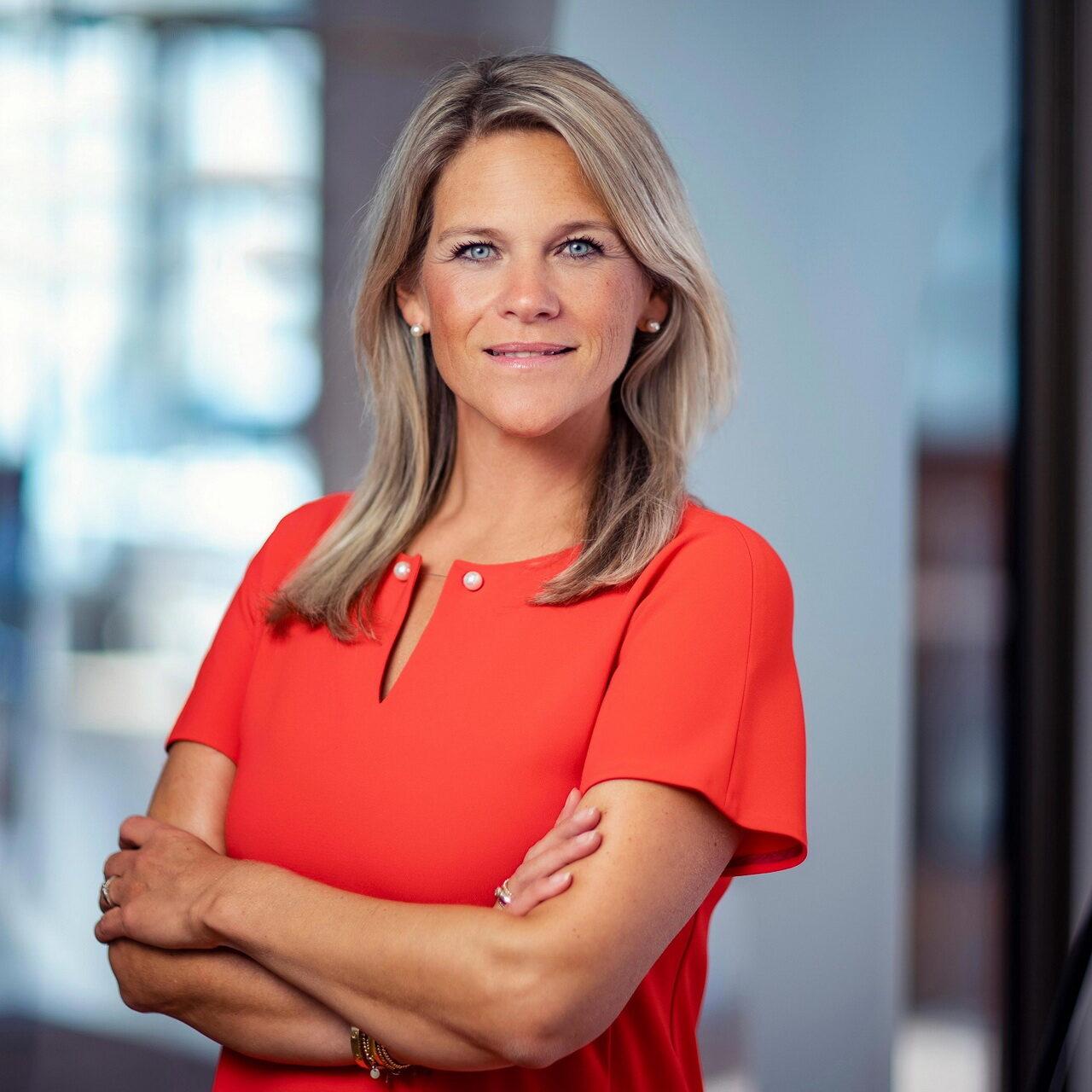 Karin van Baardwijk wird CEO bei Robeco